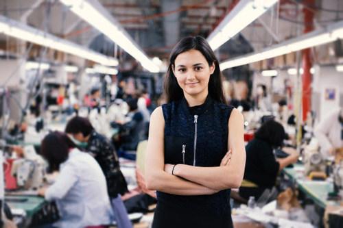Gabrielle Ferrara, COO Ferrara Manufacturing