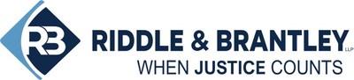 WHEN JUSTICE COUNTS (PRNewsfoto/Riddle & Brantley)