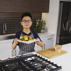 """Eleven-Year-Old Wins """"Big Cheese"""" Challenge on Food Network Canada's Junior Chef Showdown with Stunning Bocconcini Three Ways Recipe"""