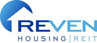 Reven Housing REIT Logo (PRNewsFoto/Reven Housing REIT, Inc.) (PRNewsFoto/Reven Housing REIT, Inc.)