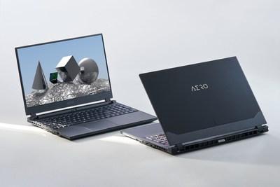 Laptops AERO da GIGABYTE impressionam criadores de conteúdo com pacote completo
