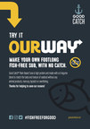 Fish-Free Subs Without a Catch: Free Plant-Based Subs to Challenge Subway at the Good Catch® OurWay Food Van
