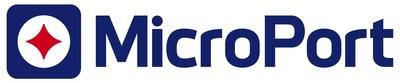 MicroPort Logo (PRNewsfoto/MicroPort Orthopedics)