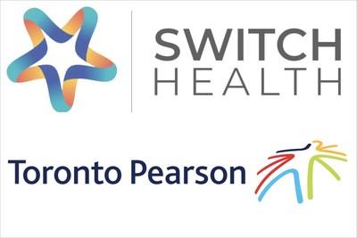 Switch Health - Toronto Pearson (Groupe CNW/Switch Health Inc.)