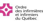 Logo d'Ordre des infirmières et infirmiers du Québec (Groupe CNW/Ordre des infirmières et infirmiers du Québec)