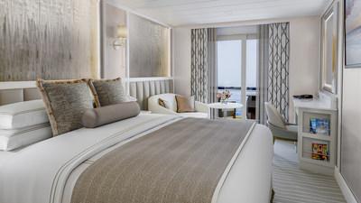 Concierge Level Veranda Room, Courtesy of Oceania Cruises