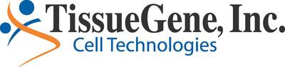 TissueGene, Inc. Logo (PRNewsFoto/TissueGene, Inc.)