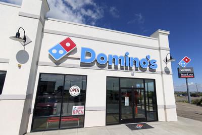 Domino's 18,000th Store in La Junta, Colorado
