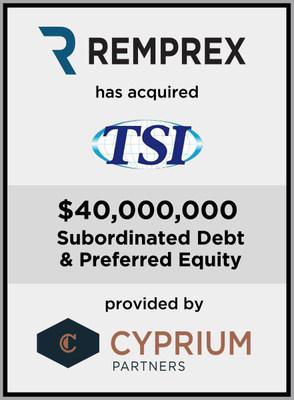 Remprex (PRNewsfoto / Cyprium Partners)