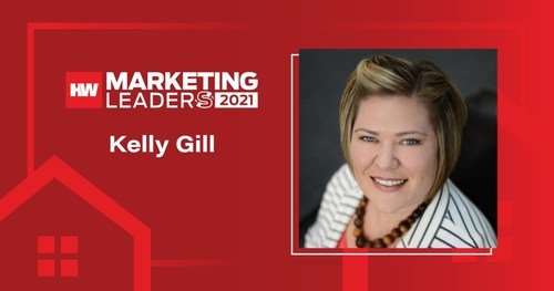 Kelly Gill, VP of Marketing and Advertising for Motto Mortgage and wemlo brands, was recently named Head of Marketing for HousingWire 2021.