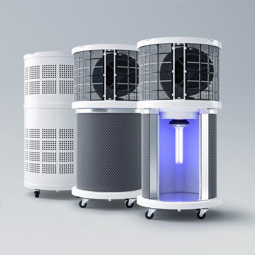 Rensair B2B portable, hospital-grade air purifier
