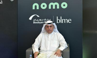 Mr. Adel Al-Majed, Boubyan Bank Group CEO and BLME Chairman (PRNewsfoto/Boubyan Bank)