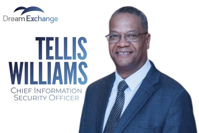 Tellis Williams joins Dream Exchange as Chief Information Security Officer