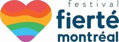 Fierté Montréal Logo (CNW Group/Montréal Pride Celebrations)