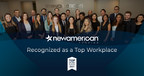New American Funding Recognized as One of the Nation's Top...