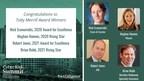 NetDiligence Announces Recipients of 2020 & 2021 Toby Merrill ...