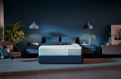 Bed Bath & Beyond will offer Casper's newest line of innovative cooling products, including the Casper Wave Hybrid Snow Mattress (pictured above), designed with the brand's most technologically-advanced solutions to minimize nighttime overheating.