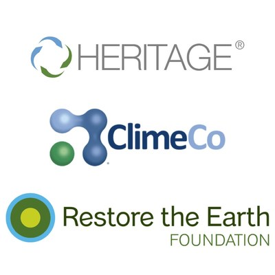 Heritage, ClimeCo, and Restore the Earth Foundation