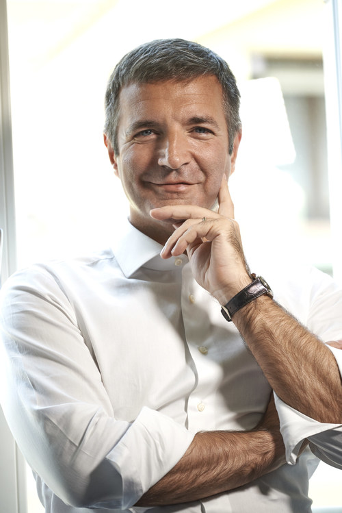 Diego Biasi, Co-Founder and Executive Chairman (PRNewsfoto/Quercus Real Assets Limited)