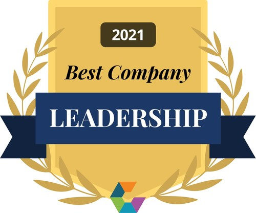 Radiance Wins Comparably's Best Company Leadership Award for 2021