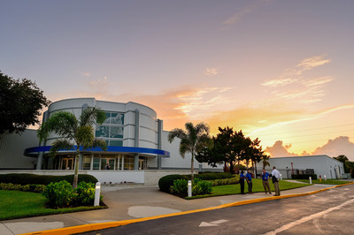 Lockheed Martin and NASA executives officially opened the STAR Center in Florida on July 15.