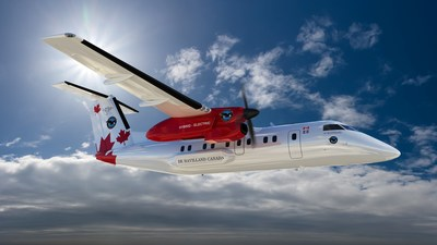 Pratt & Whitney Canada today announced plans to advance its hybrid-electric propulsion technology and flight demonstrator program as part of a $163M CAD investment, supported by the governments of Canada and Quebec.