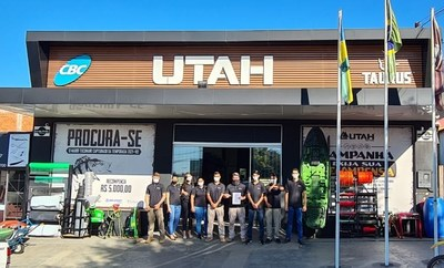 UTAH Gun Store, em Alta Floresta D'Oeste (RO)
