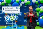 """Winning To The 'MAX': East Gwillimbury Resident Wants """"To Do A Lot Of Good"""" With $65 Million LOTTO MAX Jackpot Prize"""