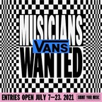 """Vans Opens 2021 Submissions for its """"Musicians Wanted"""" Competition, Uplifting Emerging Global Artists with a Chance to Share the Stage with YUNGBLUD"""