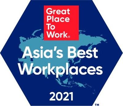 Logo (PRNewsfoto/Great Place to Work)