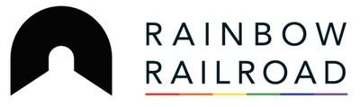 Rainbow Railroad Logo (CNW Group/Rainbow Railroad)