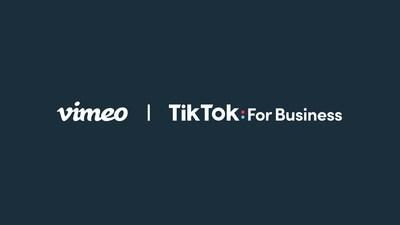 Vimeo | TikTok For Business