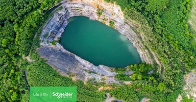 Mining and Metals Companies Accelerate Focus on Sustainability (CNW Group/Schneider Electric Canada Inc.)
