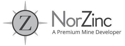 NorZinc Ltd. Logo (CNW Group/NorZinc Ltd.)