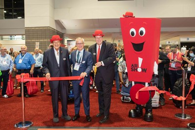 The Advertising Specialty Institute hosts successful, 3-day ASI Chicago, the first trade show at McCormick Place Convention Center since its reopening, attracting 3,500 people.