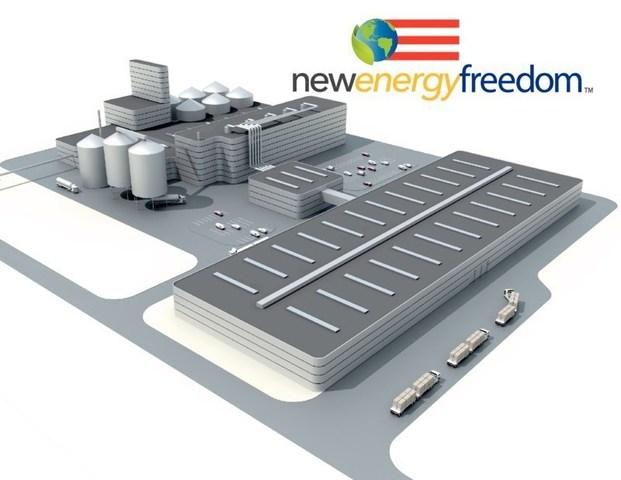 New Energy Freedom biomass refinery to be built near Mason City, Iowa
