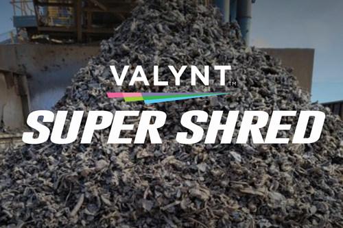 VALYNT Super Shred