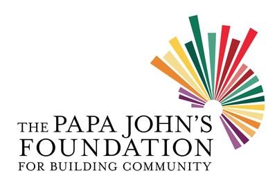 Papa John's Foundation for Building Community (PRNewsfoto/Papa John's Foundation for Building Community)