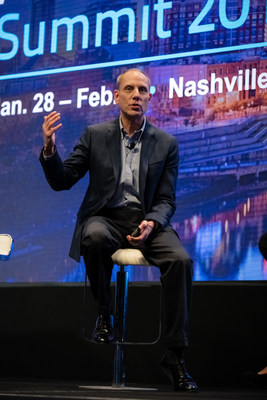 Acumatica CEO Jon Roskill highlights cloud-ERP company's vision at Summit