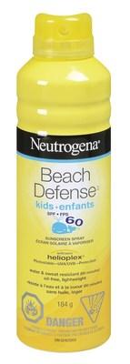 Beach-Defense (Groupe CNW/Santé Canada)