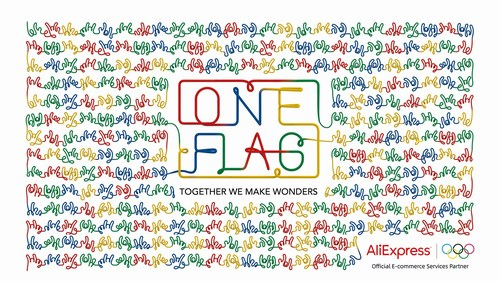 AliExpress launches global ONE FLAG initiative to support Olympic Games Tokyo 2020 and athletes