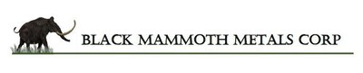 Black Mammoth Metals Corp Logo (CNW Group/Black Mammoth Metals Corp)