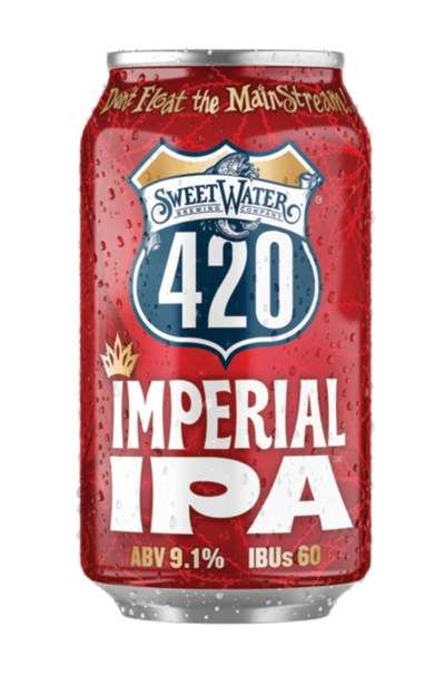 SweetWater 420 Imperial IPA (CNW Group/SweetWater Brewing Company, LLC)