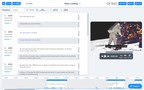 Maestra Releases Automatic Subtitle & Captioning Software Editing Tools