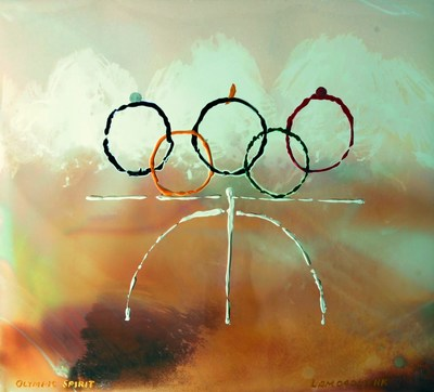 Olympic Happiness