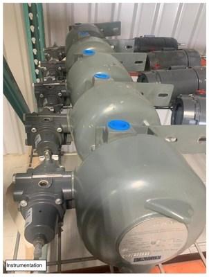 Instrumentation (CNW Group/NG Energy International Corp.)
