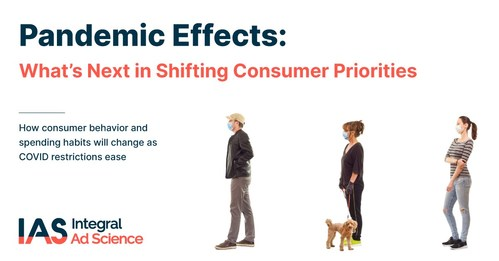 IAS Research Reveals New Priorities for U.S. Consumers in Post-Pandemic Era