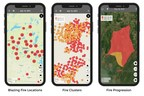 Free new Canadian app detects and maps forest fires to improve response and public safety