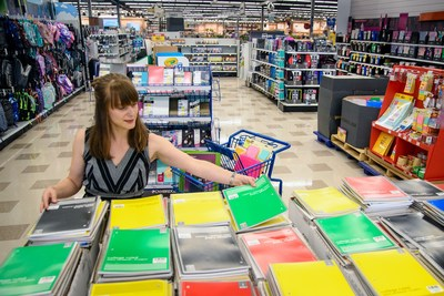 Teachers across the Midwest are getting additional discounts as they tackle back-to-school shopping lists for this fall's return to classes. Throughout the summer, retailer Meijer is adding office furniture and kids' apparel to the more than 1,500 items now included in its annual 15 percent off discount.