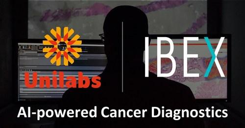 Ibex and Unilabs partner to deploy AI-powered cancer diagnostics across Europe (PRNewsfoto/Ibex Medical Analytics)